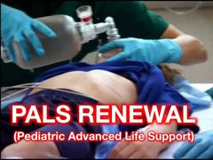 Pediatric Advanced Life Support Renewal $90