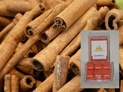 cinnamon wax cubes