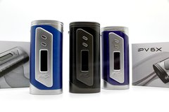 iPV6X 200W TC Mod by Pioneer4You. FREE 2 x HE4 Batteries