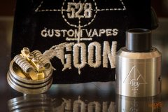 GOON RDA 24MM BY 528 CUSTOM VAPES