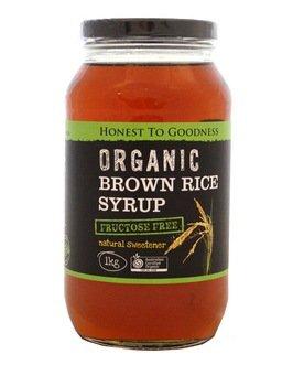 Organic Brown Rice Syrup 1kg | KAT Organic Food Distributors