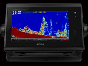 "garmin 7608xsv 8"" fishfinder/g.p.s./chartplotter/radar 