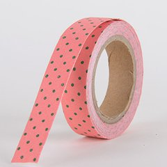 Fabric Decorative Tape, Dots, SKU:  DT106