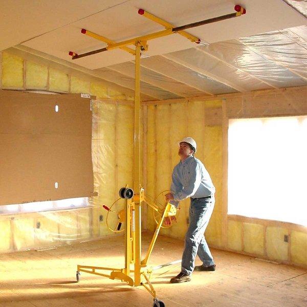 hoist drywall panel anderson rentals. Black Bedroom Furniture Sets. Home Design Ideas