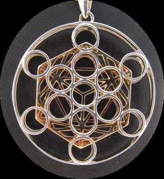 Metatron 39 s cube pendant lovelightproductions for Metatron s cube jewelry