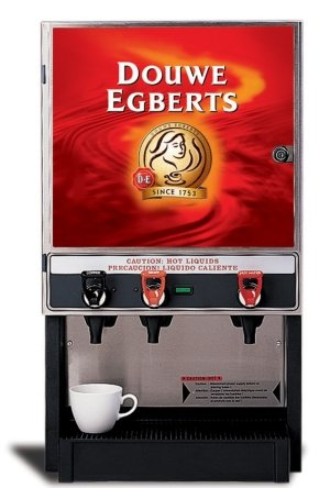 douwe egberts coffee machine for home
