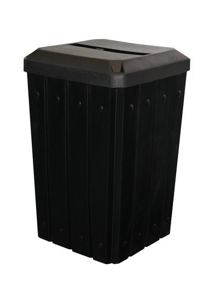 32g Signature Slot Recycle Lid Commercial Trash