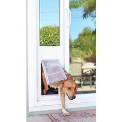 Glass Slider Thermo Panel 3e Endura Flap Pet Door