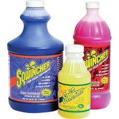 SR933 SQWINCHER LIQUID CONCENTRATE 64oz Bottle Yield 5 Gallon (Variety of Flavours)