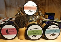 Shaving Soap - (4 fragrances)