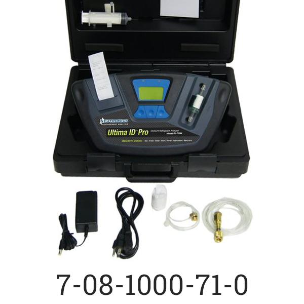 Ultima ID PRO Model RI-700H Refrigerant Analyzer w ...