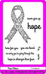 Hope Ribbon