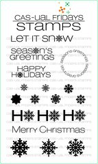 Snowflake Greetings