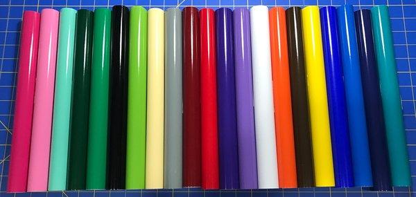 5 2ft Roll Oracal 651 Choose Colors Craft Vinyl