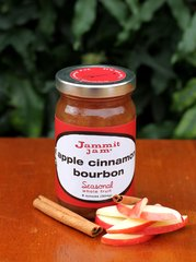Apple Cinnamon Bourbon, 8 oz. jar
