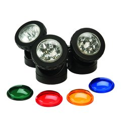 Pond and Landscape Lights, set of 3  L3SPT