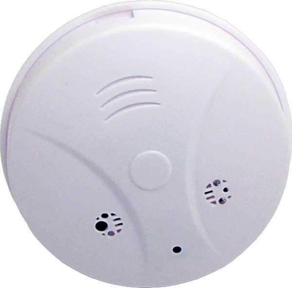 hcsmokesd smoke detector sd hidden camera spy shops. Black Bedroom Furniture Sets. Home Design Ideas