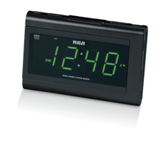 SecureGuard Elite Alarm Clock Radio Spy Camera IP