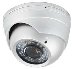 180° Ceiling Mount IR Dome Camera 1.3 Mega Pixel 720p