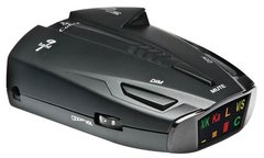 SecureGuard HD 720p Car Laser Radar Detector Spy Camera