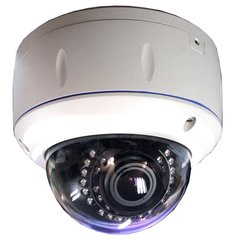 TVI, Dome Camera 1080P 2.0 Mega Pixels