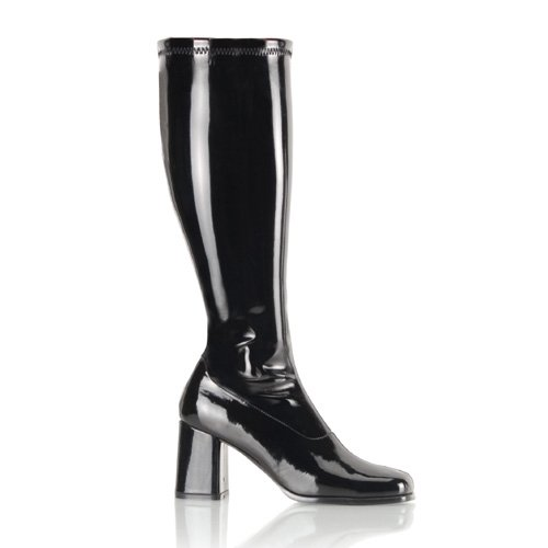 Wide Heel Boots (Item#:p-go-3p00wc)