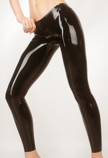 Latex Leggings (Item#:54ww10)