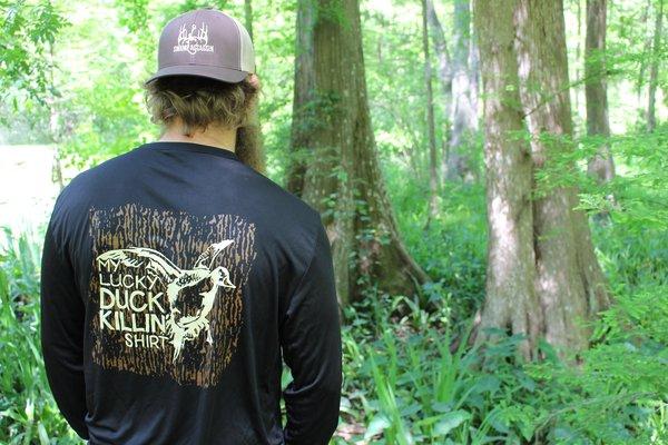 The Duckblind Performance Shirt Swamp Assassin