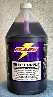 Flash Deep Purple Wash Amp Wax Shampoo Flash Auto