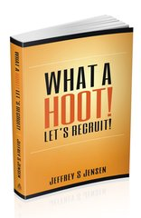 What A Hoot! Let's Recruit!           Soft Cover