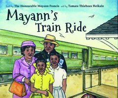 Mayann's Train Ride