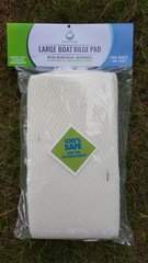 Clean Waters Large Boat Bilge Pad - for Boats 40ft+