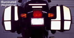 RK-2 BMW Motorcycle Reflective Kit: -- -- Fits the BMW 1100/1150GS and 1100/1150R