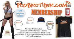 PodBrother Monthly Membership $4.95