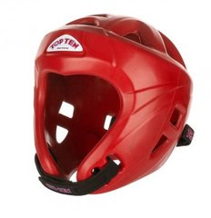TOP TEN Avantgarde Headgear Red