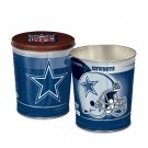 Dallas Cowboys - 3 Gallon -  No Chocolate or Nuts