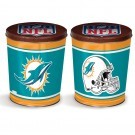 Miami Dolphins - 3 Gallon -  No Chocolate or Nuts