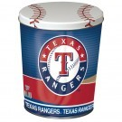 Texas Rangers - 3 Gallon -  No Chocolate or Nuts