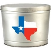 Texas - 2 Gallon -  No Chocolate or Nuts