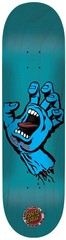 Santa Cruz Screaming Hand Seven Six 7.6 Skateboard Deck