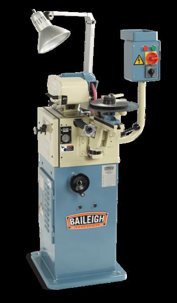 Baileigh Circular Saw Blade Sharpener Gs 450 New And