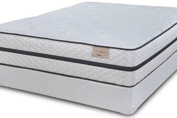Symbol Heartland 14 Inch Firm Tight Top Foam Encased