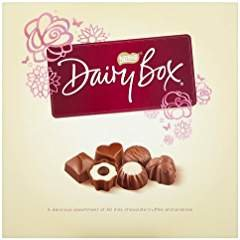 Nestle Dairy Box Chocolates - 360g