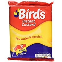 Birds Instant Custard Powder