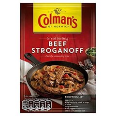 Colmans Beef Stroganoff Seasoning Mix