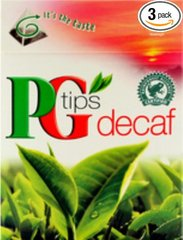 PG tips Decaf 80 bags - temp out of stock