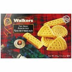 Walker's Assorted Shortbread Shapes - temp out of stock