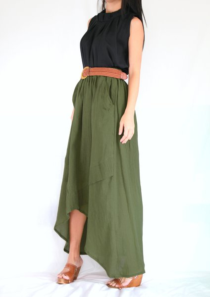 Find great deals on eBay for army green maxi dress. Shop with confidence.