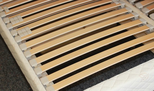 Scripps Natural European Flexible Slat Foundation
