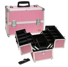 Cosmetic case-4 Tray